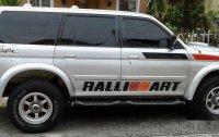 Selling Silver Mitsubishi Montero Sport 2005 at 100000 km