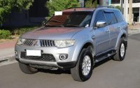 Sell Silver 2011 Mitsubishi Montero Sport Automatic Diesel