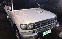 White Mitsubishi Pajero 2001 for sale in Lapu-Lapu