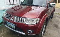 Selling Mitsubishi Montero Sport 2011 at 70000 km