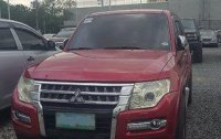 Selling Red Mitsubishi Pajero 2011 in Manila