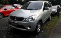 Silver Mitsubishi Fuzion 2013 Automatic for sale