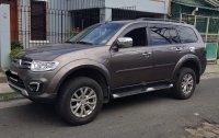 Purple Mitsubishi Montero 2015 for sale in Manila