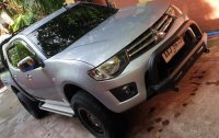 Selling Mitsubishi Strada 2014 in Quezon City