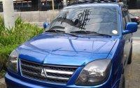 Selling Blue Mitsubishi Adventure 2012 in Parañaque