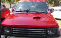 Mitsubishi Pajero 1995 for sale in Davao City