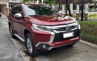 Sell Red 2017 Mitsubishi Montero sport in Manila