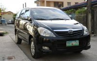 Black Mitsubishi Adventure 2009 for sale in Automatic