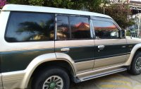 Sell Green 1996 Mitsubishi Pajero in Manila