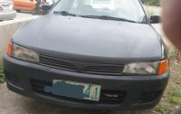 Black Mitsubishi Lancer 1998 for sale in Binangonan