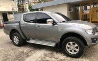 Grey Mitsubishi Strada 2015 for sale in Automatic