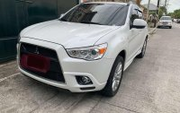 Sell White 2011 Mitsubishi Asx in Quezon City