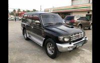 Sell Black 2003 Mitsubishi Pajero SUV / MPV at  Automatic  in  at 147000 in Rosario
