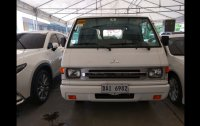 Sell White 2018 Mitsubishi L300 Van at 222000 in Makati