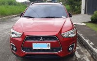 Selling Red Mitsubishi Asx 2010 in Quezon City