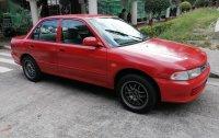 Red Mitsubishi Lancer 1996 for sale in Manila