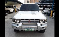 White Mitsubishi Pajero 2008 SUV / MPV for sale in Roxas