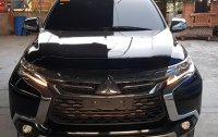 Black Mitsubishi Montero 2018 for sale in Manila