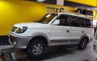 White Mitsubishi Adventure 2017 for sale in Makati City