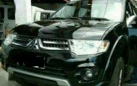 Sell Black 2009 Mitsubishi Montero sport in San Fernando