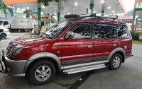 Red Mitsubishi Adventure 2012 for sale in Manila