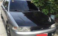 Silver Mitsubishi Lancer 1995 Manual for sale