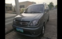 Grey Mitsubishi Adventure 2014 for sale in Manila