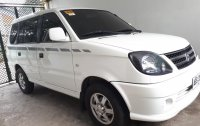 Sell White 2015 Mitsubishi Adventure in Quezon City