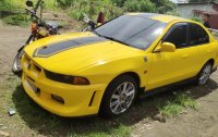 Selling Yellow Mitsubishi Galant 2006 in Quezon