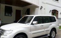 White Mitsubishi Pajero 2015 for sale in Alabang Town Center (ATC)