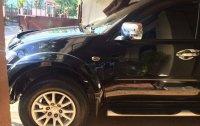 Black Mitsubishi Montero sport 2013 for sale in Muntinlupa
