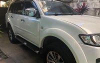 Selling White Mitsubishi Montero sport 2012 in Marikina