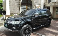 Sell Black 2010 Mitsubishi Montero in Quezon City