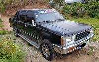 Black Mitsubishi L200 1994 for sale in Manual