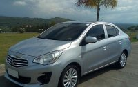 Silver Mitsubishi Mirage g4 2018 for sale in Manila