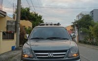 Selling Grey Mitsubishi Adventure 2014 in Imus