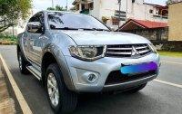 Silver Mitsubishi Strada 2012 for sale in Automatic