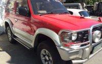 Selling Red Mitsubishi Pajero 2003 in Mandaluyong