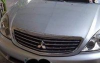 Silver Mitsubishi Galant 2010 for sale in Automatic
