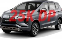 Grey Mitsubishi XPANDER 0 for sale in Manual