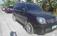 Selling Black Mitsubishi Adventure 2011 in Rizal