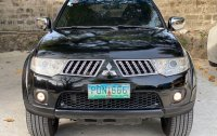 Black Mitsubishi Montero 2011 for sale in Quezon City