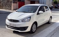 Pear White Mitsubishi Mirage 2016 for sale in Carmona
