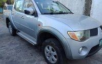 Silver Mitsubishi Strada 2007 for sale in Marikina City