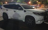 Sell White 2017 Mitsubishi Montero in Bocaue