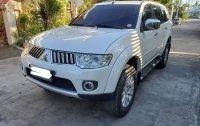 Selling Whitee Mitsubishi Montero 2009 in Cebu City