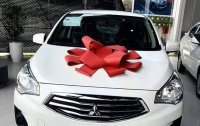 Sell White 2020 Mitsubishi Mirage in Pasig