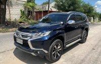 Sell Black 2017 Mitsubishi Montero sport in Angeles