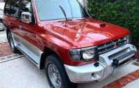 Red Mitsubishi Pajero 2007 for sale in Automatic