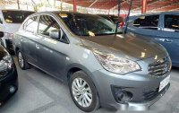 Selling Grey Mitsubishi Mirage g4 2018 in Quezon City